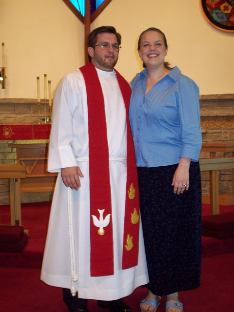 Pastor and Julie Raffa